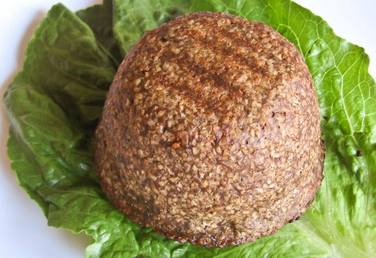 Lebanese Grilled Kibbe Recipe - Kibbeh Mishwiyyeh
