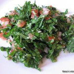 Authentic Lebanese Tabbouleh Salad Recipe