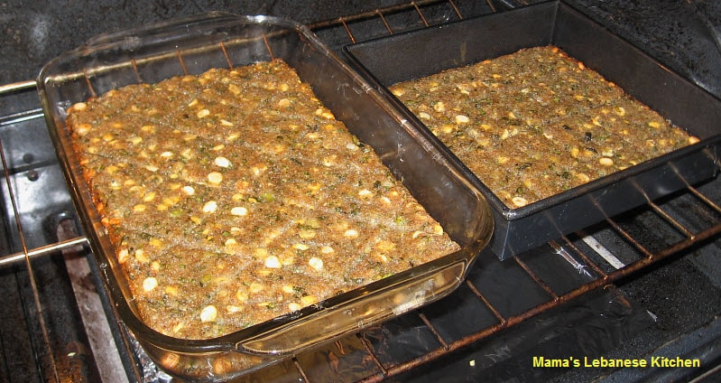 Vegetarian Kibbe recipe