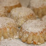 Maamoul Cookies With Pistachio and Walnuts Recipe – Mamoul bi Joz w Fustuk