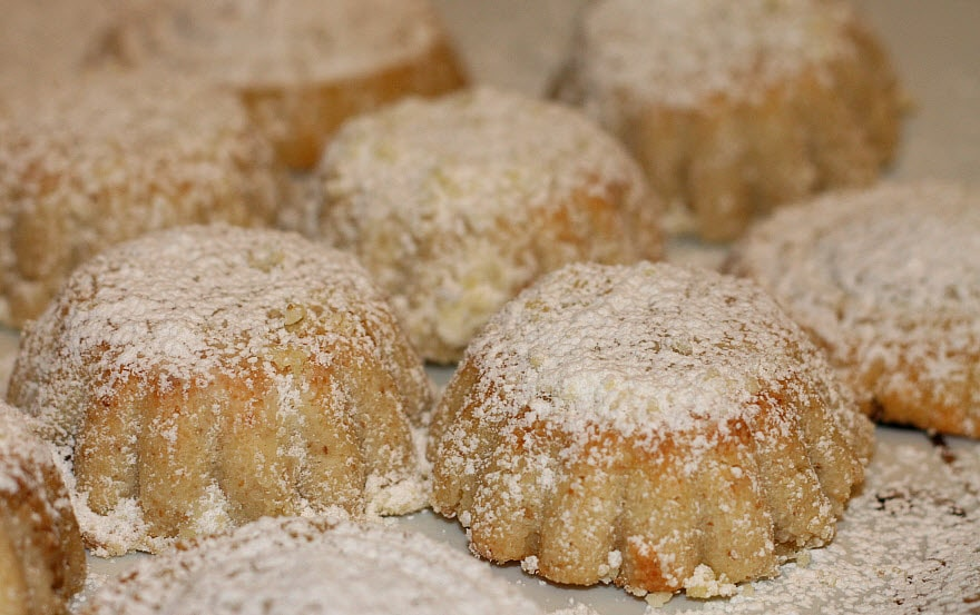 Lebanese Maamoul Cookies Recipe