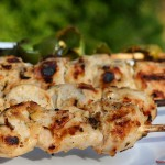 Lebanese Shish Tawook Chicken Kabob Recipe