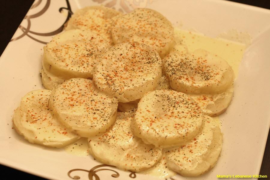 lebanese garlic sauce chicken shawarma recipe