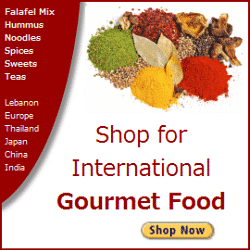 Buy International Gourmet Food