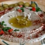 Baba Ghanouj – Roasted Eggplants With Garlic and Tahini
