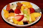 Simple Fruit Salad Recipe: Lebanese Style