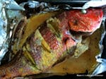 Easy Baked Fish With Garlic Lemon Marinade