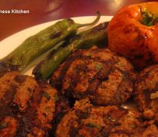 Grilled Kafta Kabob Recipe – Kafta Mishwiyyeh