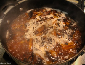 Boil the Caramelized Onions