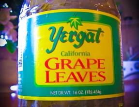 Yergat Grape Leaves