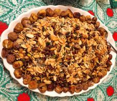 Mama's Christmas Turkey: How to Cook a Turkey, Lebanese Style