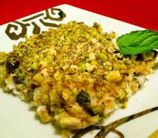 Milk Pudding With Nuts Recipe – Kishk el Foukara