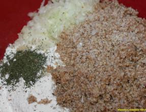Kibbet Raaheb Dough Ingredients