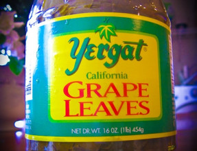 Yergat Grape Leaves